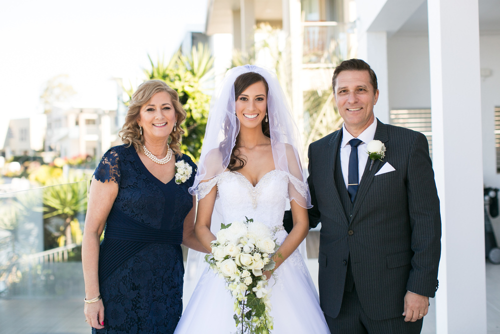 Family Portrait wedding images