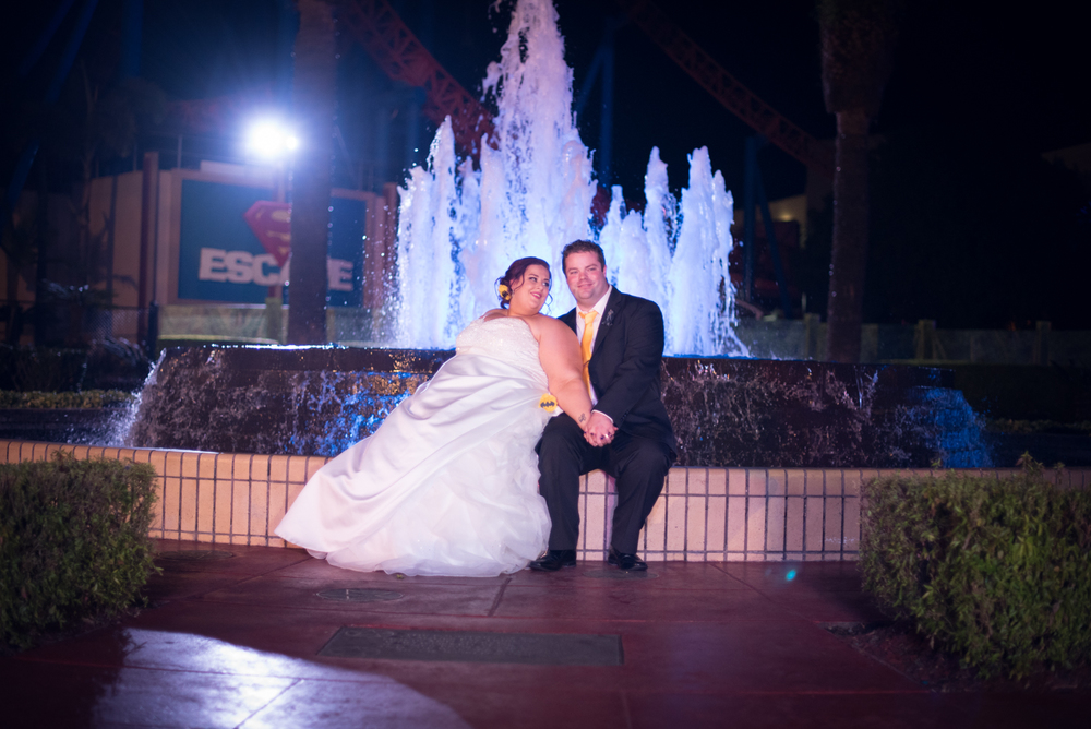 Creative Fountain photography by J'adore Weddings