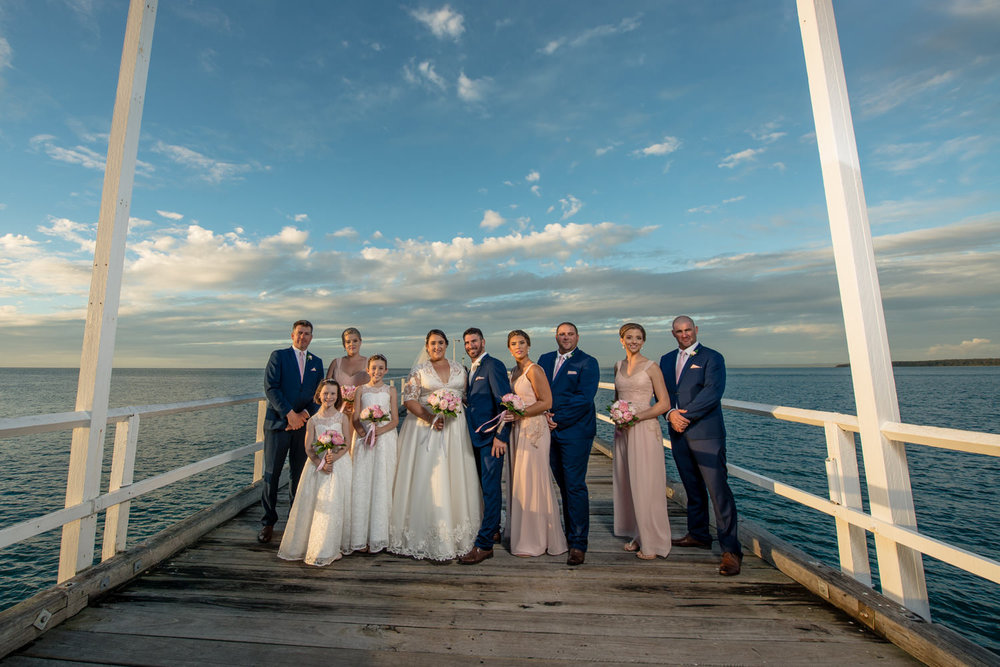 Hervey Bay Wedding