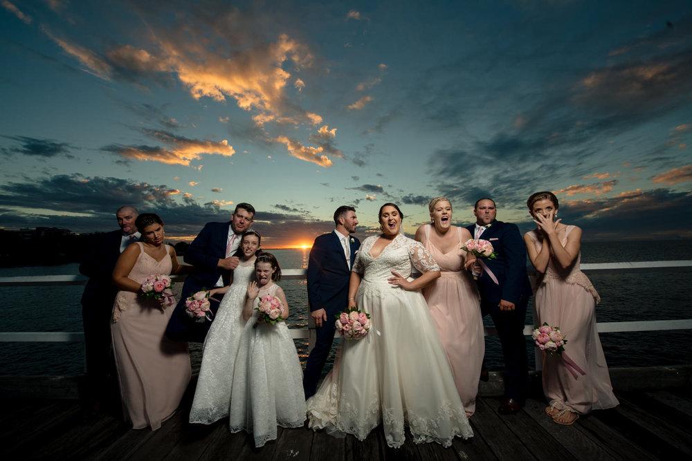 Hervey Bay Wedding