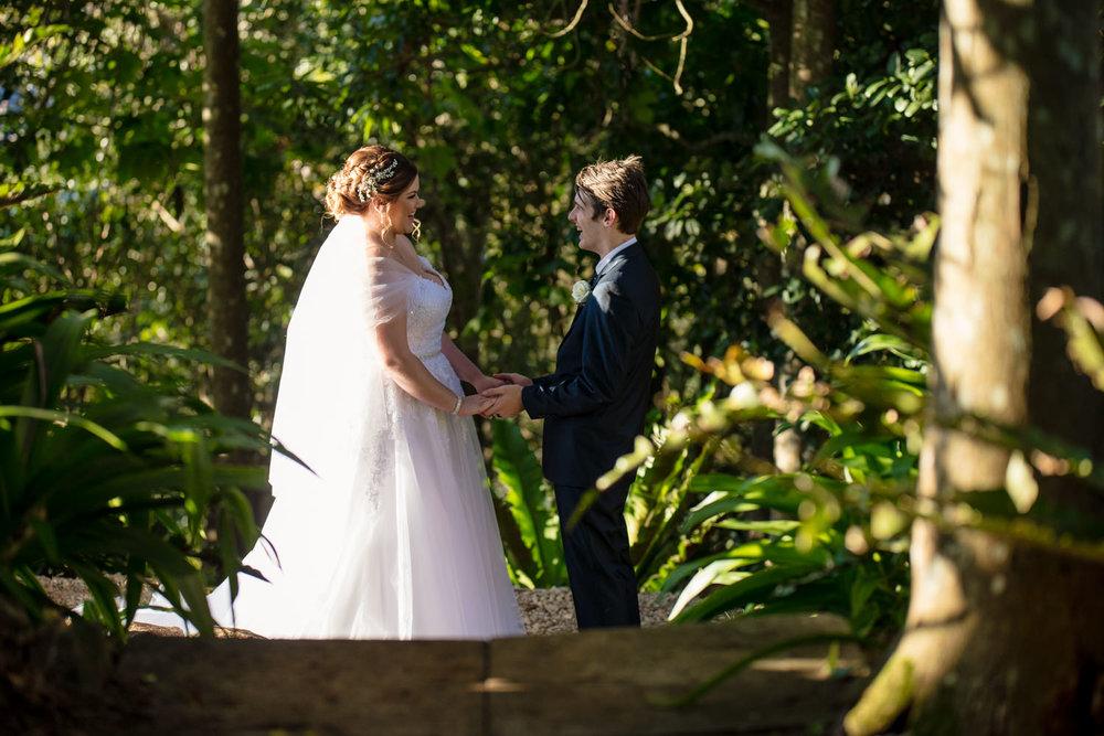 St Bernards Mt Tamborine Wedding Photography