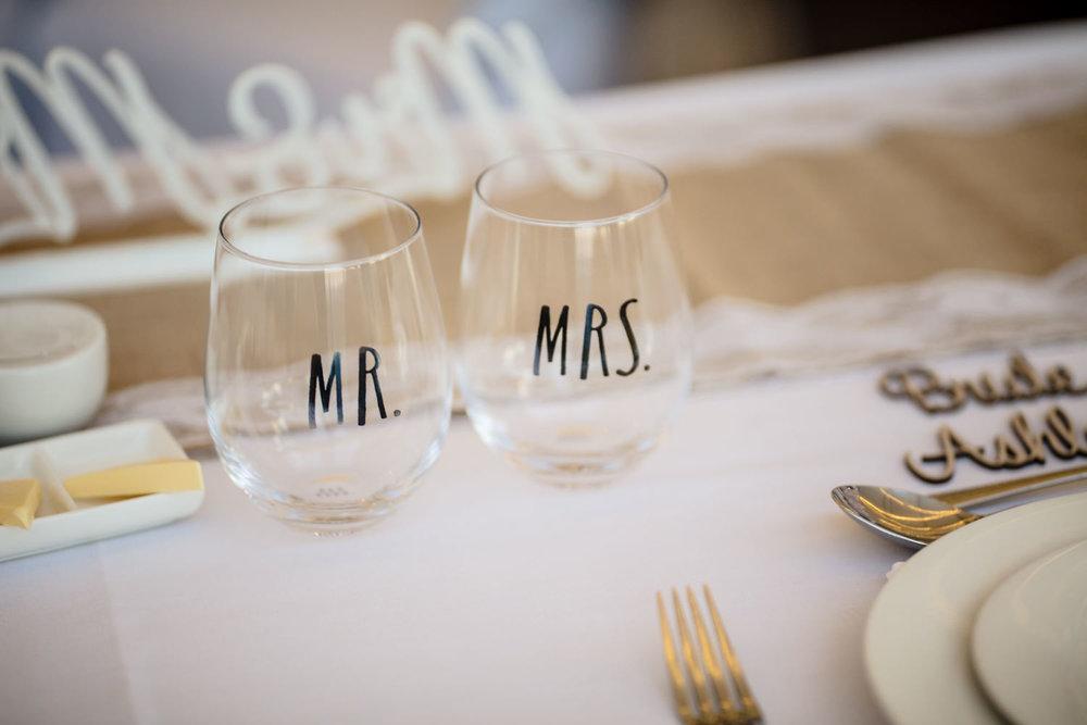 Wedding Reception St Bernards Hotel