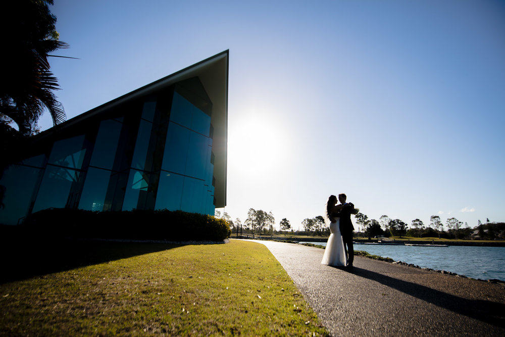 Intercontinental chapel Wedding photo