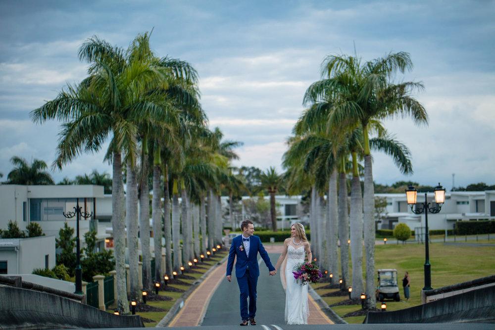 hope island wedding photography