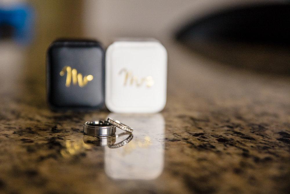 wedding ring box's