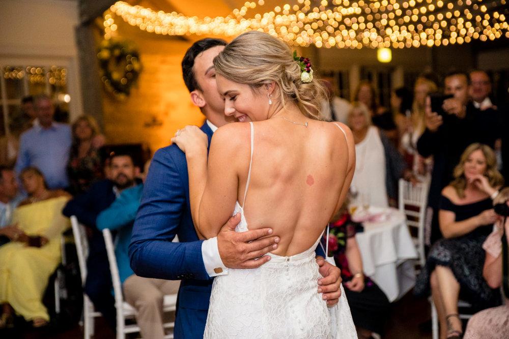 Wedding reception Intercontinental