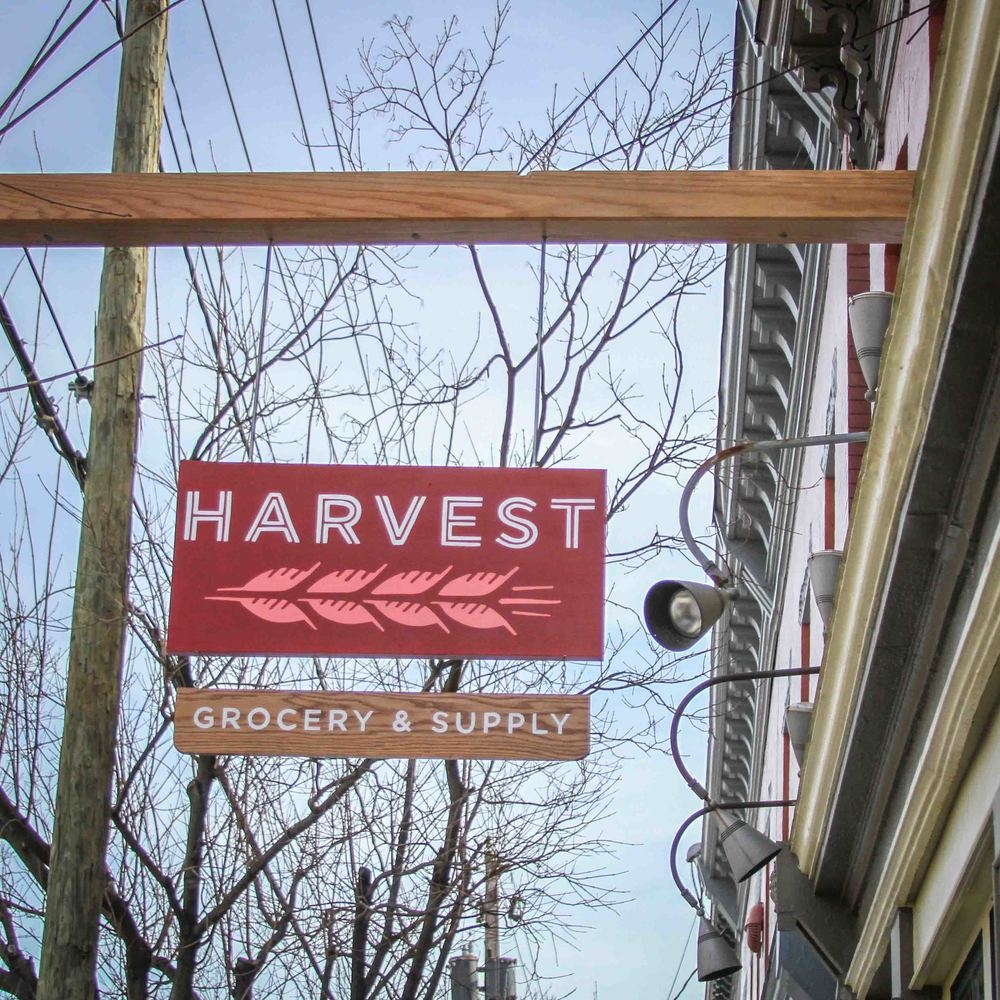Checked out Harvest Grocery & Supply on Main Street. They have a great selection of local products.