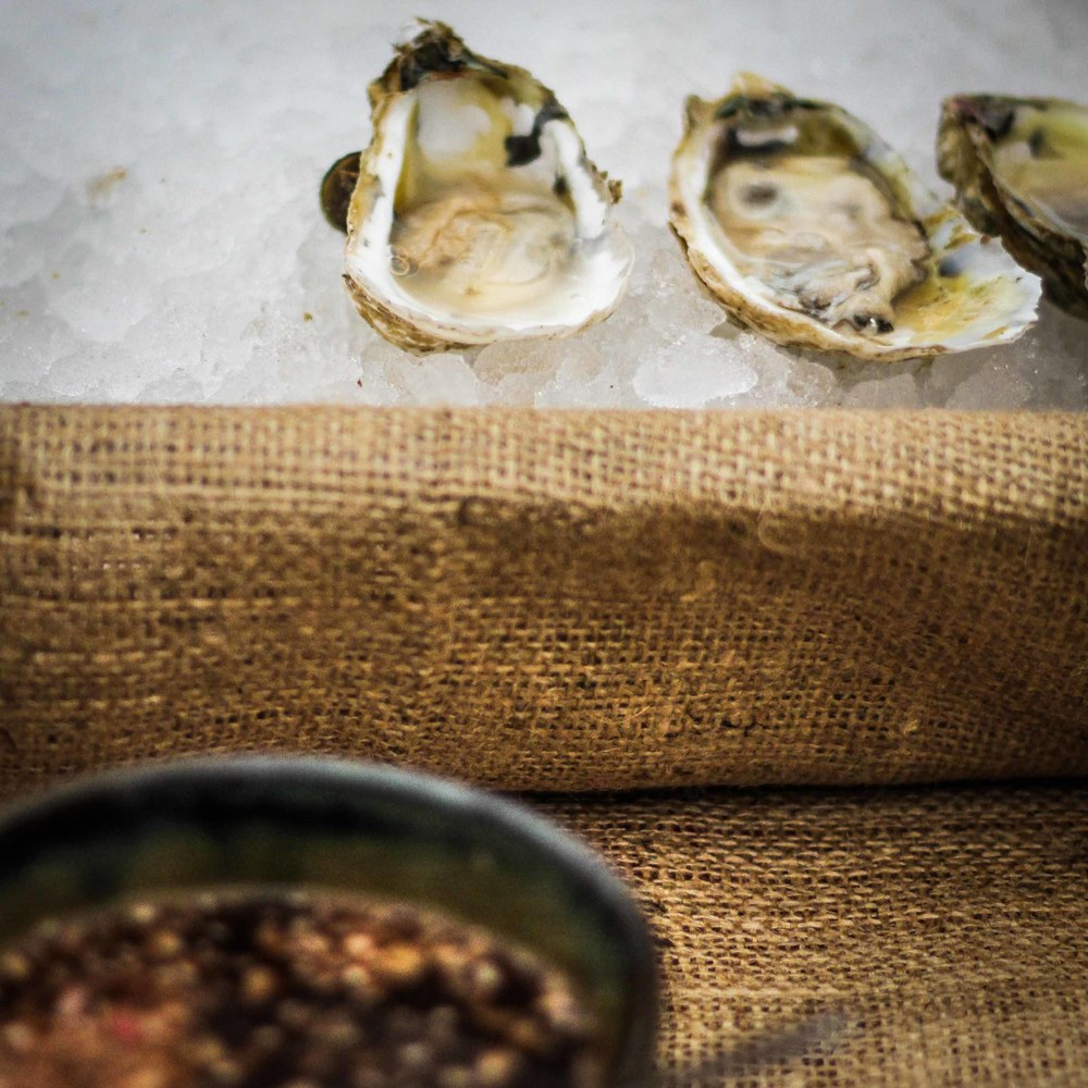 My favorite oysters in the world: Rappahannock!