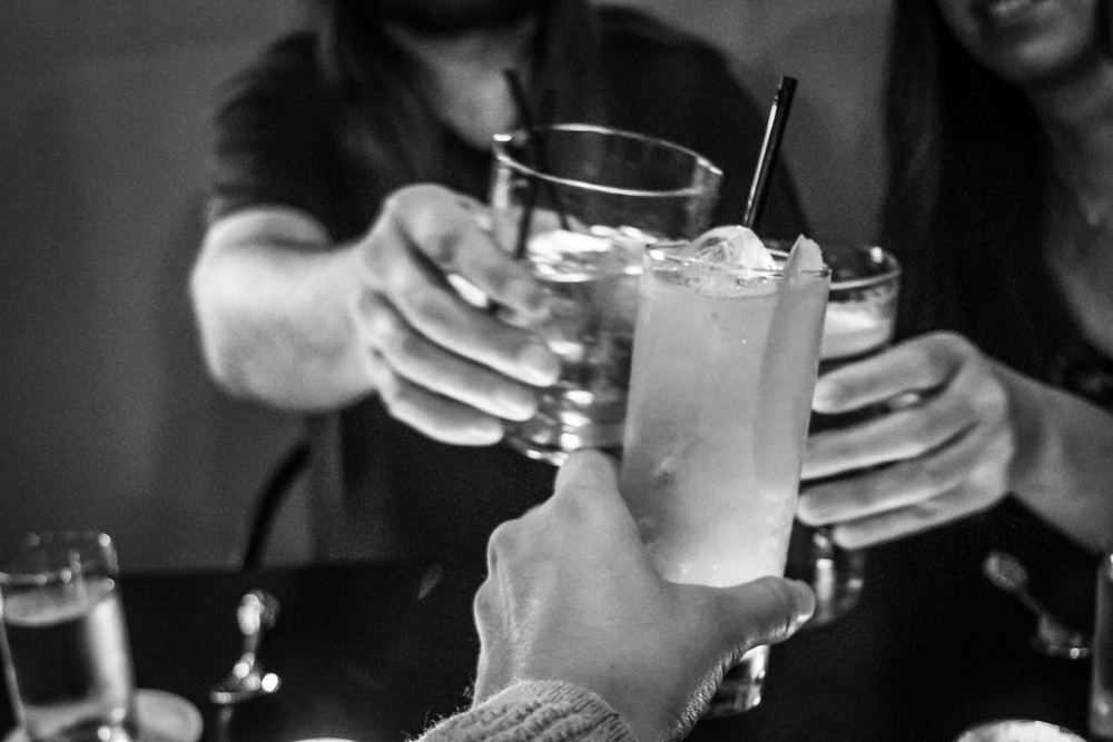 Cheers to excellent cocktails at Rogue Gentlemen!