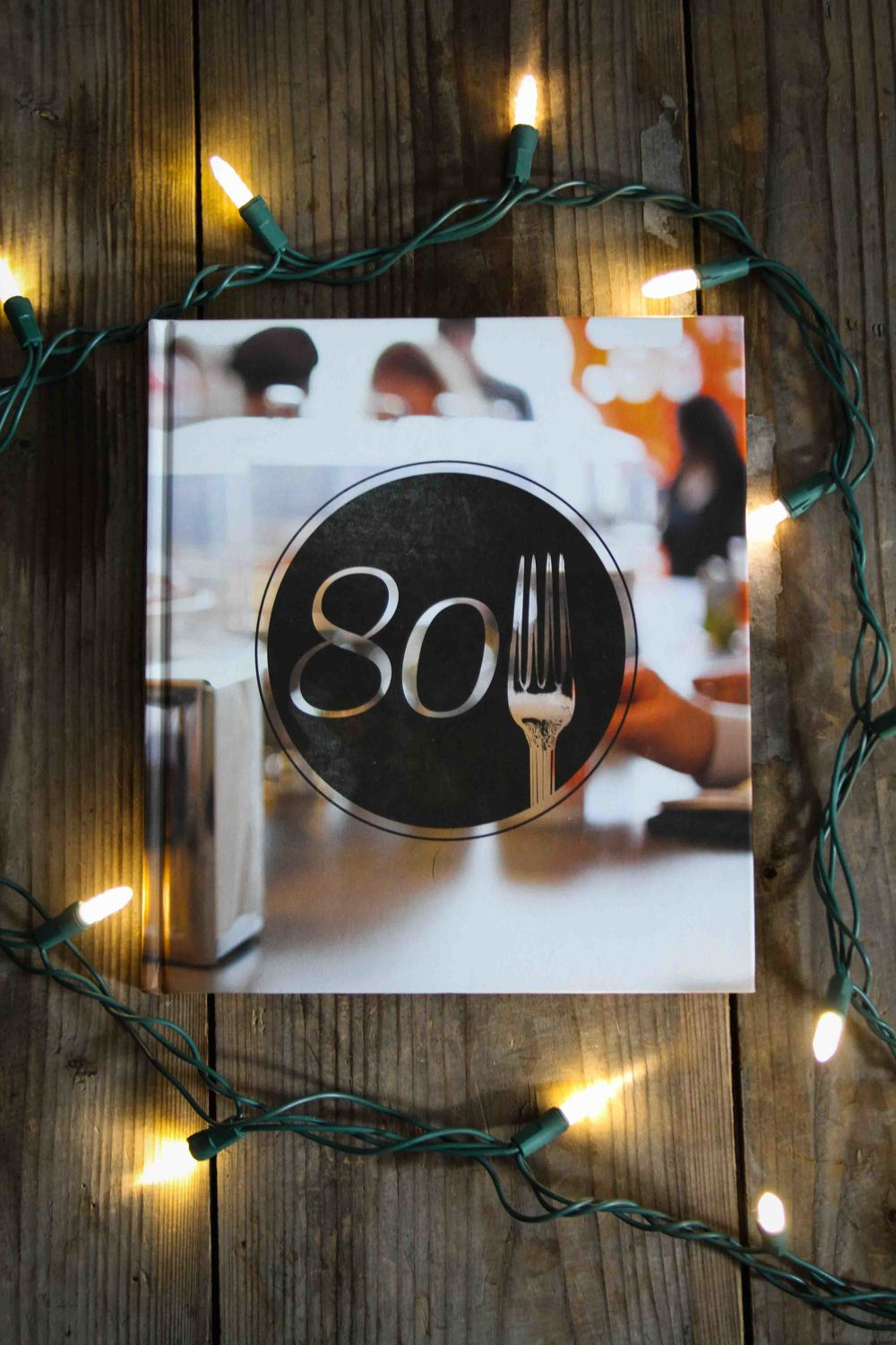 804ork Cookbook ($45) - This stunning cookbook features 68 recipes from 24 of Richmond's most loved restaurants. The book is filled with gorgeous pictures and wonderful stories about the featured local chefs. You can purchase the book at these retailers.