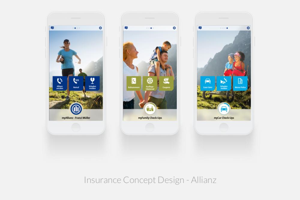 Insurance service design
