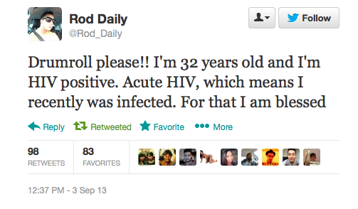 Rod Daily, September 3, 2013