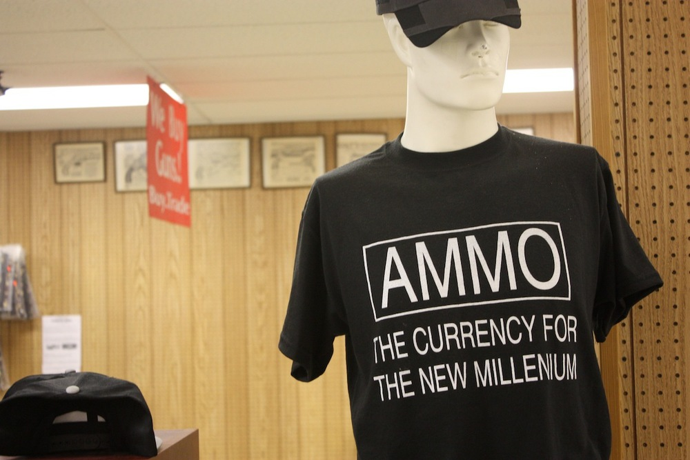 Ammo, East Dundee, IL / Photo credit: Susannah Breslin