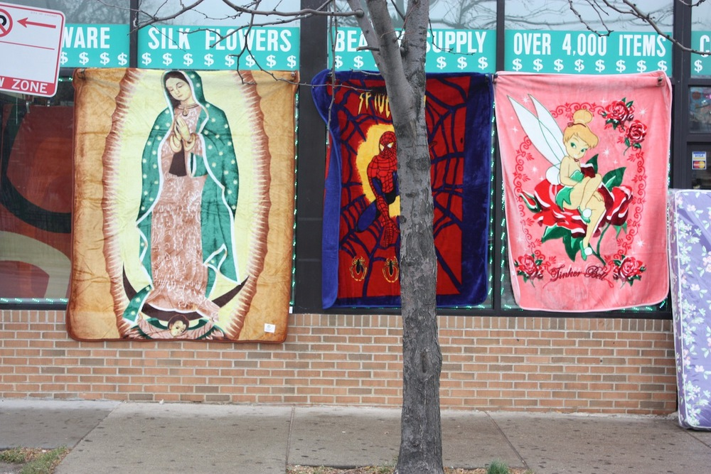 Blankets, Chicago, IL / Photo credit:  Susannah Breslin
