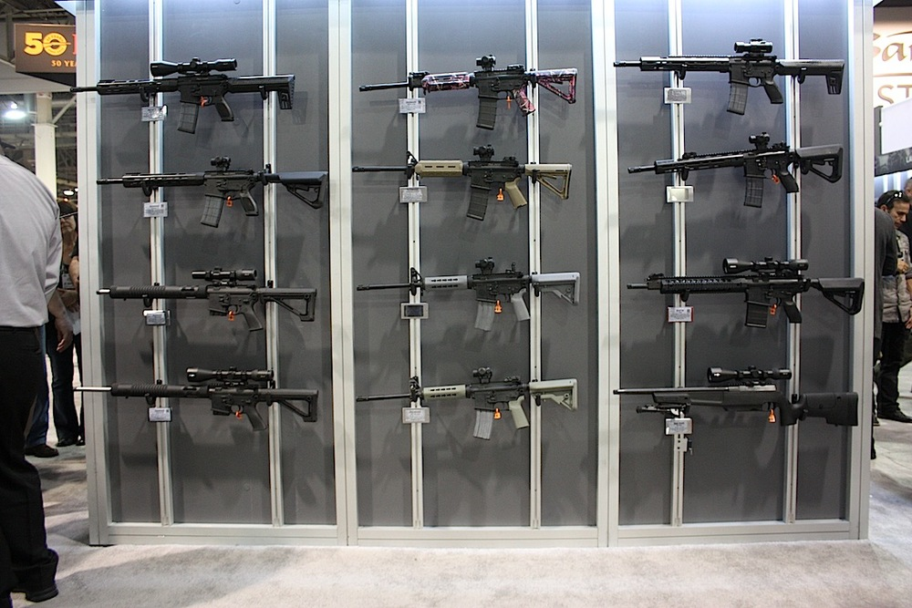 Gun display
