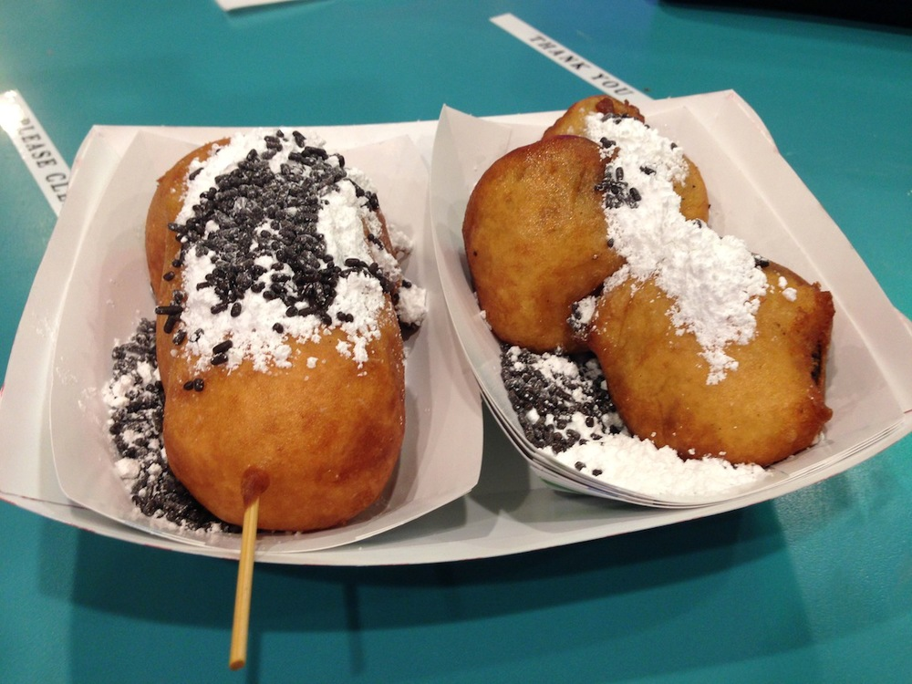 Deep Fried Twinkie & Oreos