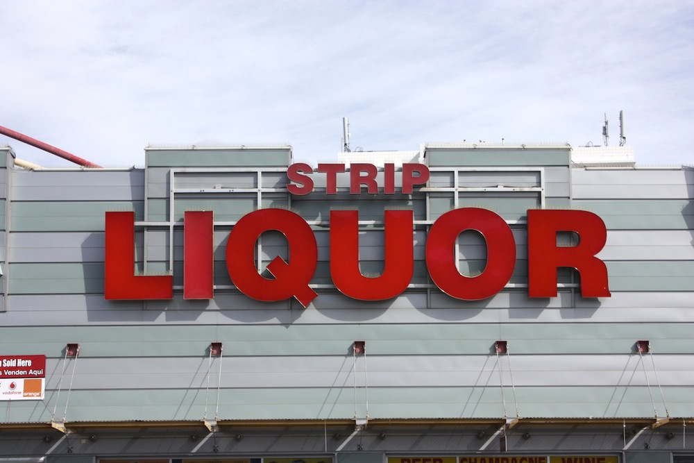 Strip Liquor