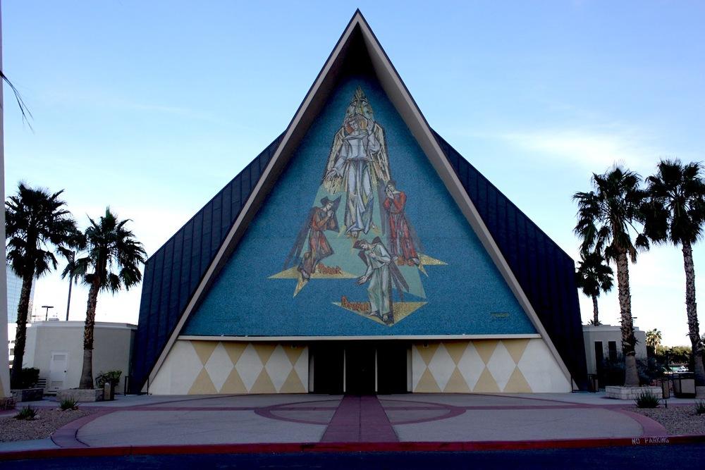 Church, Las Vegas, NV / Photo credit:  Susannah Breslin