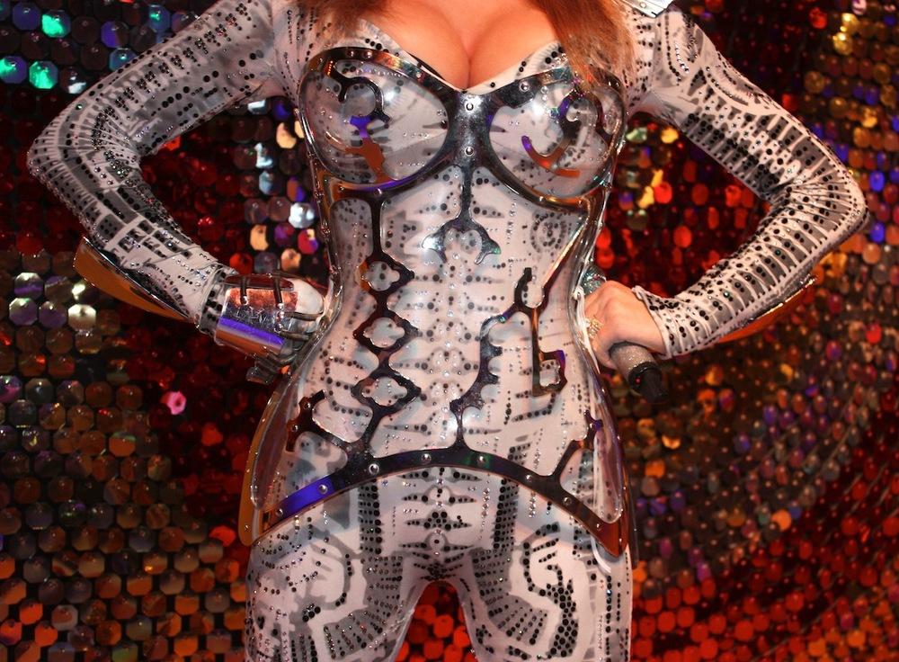 Fergie, Las Vegas, NV / Photo credit:  Susannah Breslin