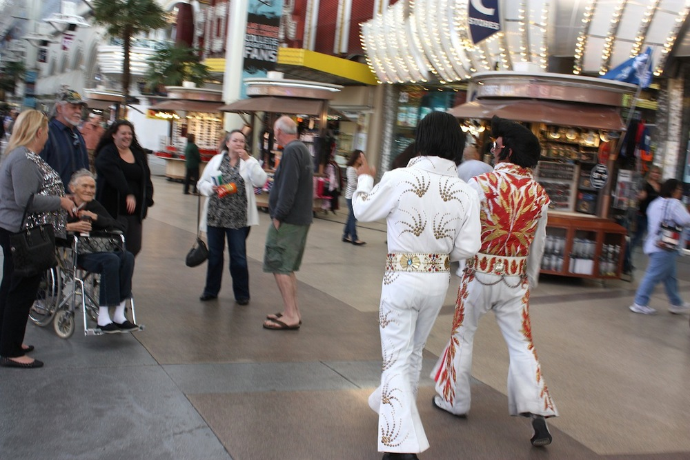 Elvises, Las Vegas, NV / Photo credit:  Susannah Breslin
