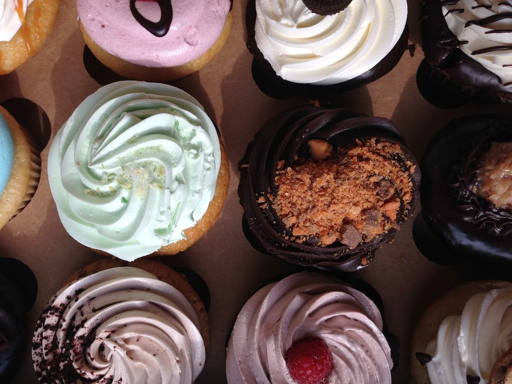 Molly's Cupcakes , Chicago, IL / Photo credit:  Susannah Breslin