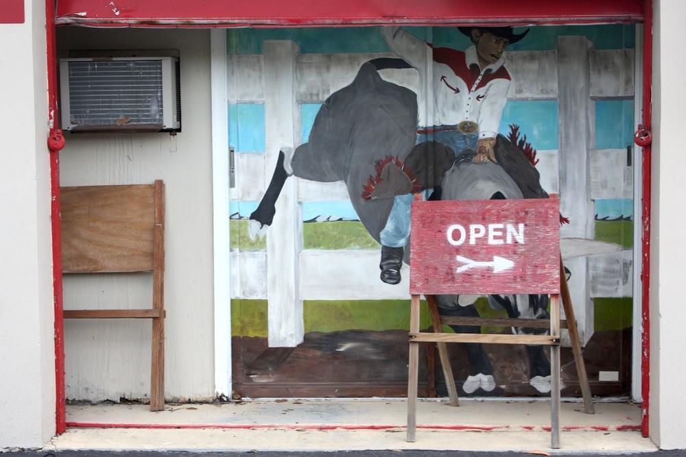 Cowboy, Naples, FL / Photo credit:  Susannah Breslin