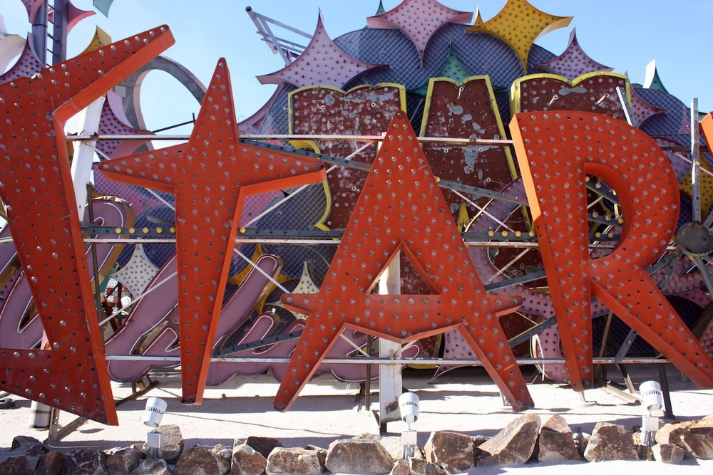 Star, Las Vegas, NV / Photo credit:  Susannah Breslin