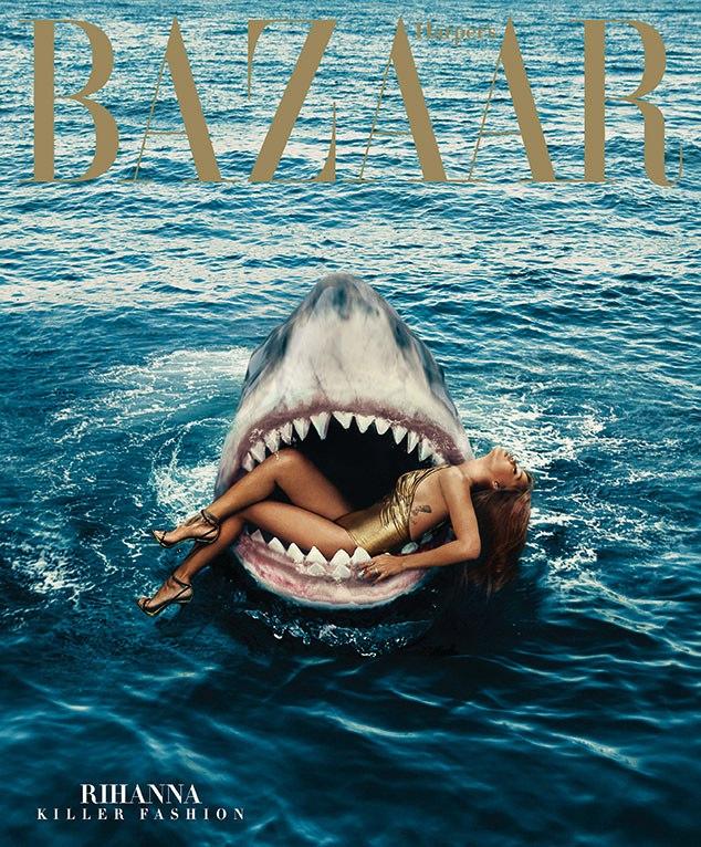Image credit: Harper's Bazaar