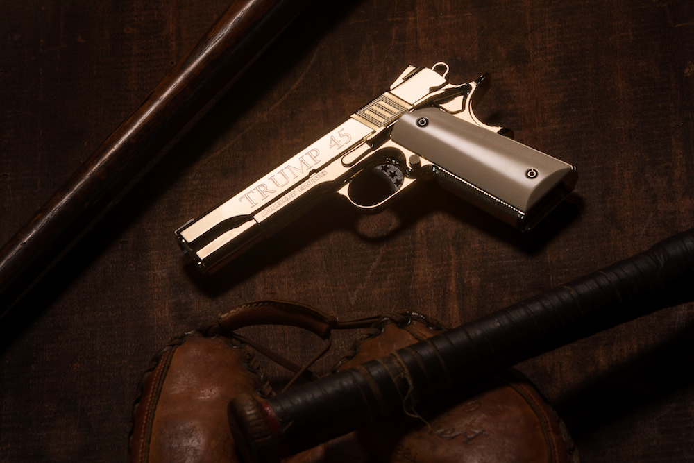 The Trump 45 | Image credit: Cabot Guns