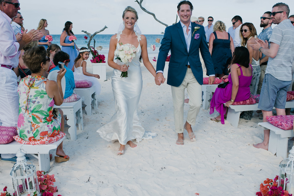 Jessica & David: Harbour Island Bahamas — All because two people ...
