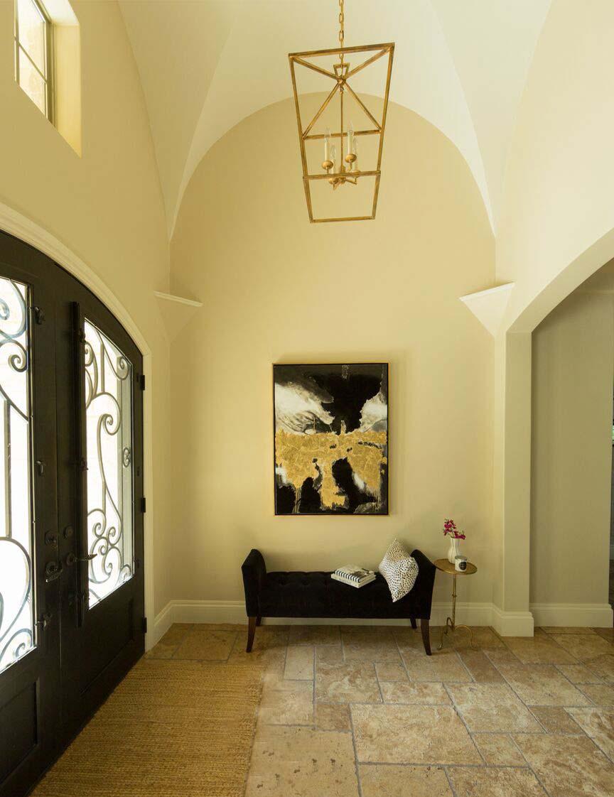 Entryway - Abode Interior Design