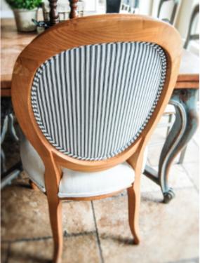 Chair Details - Abode Interior Design