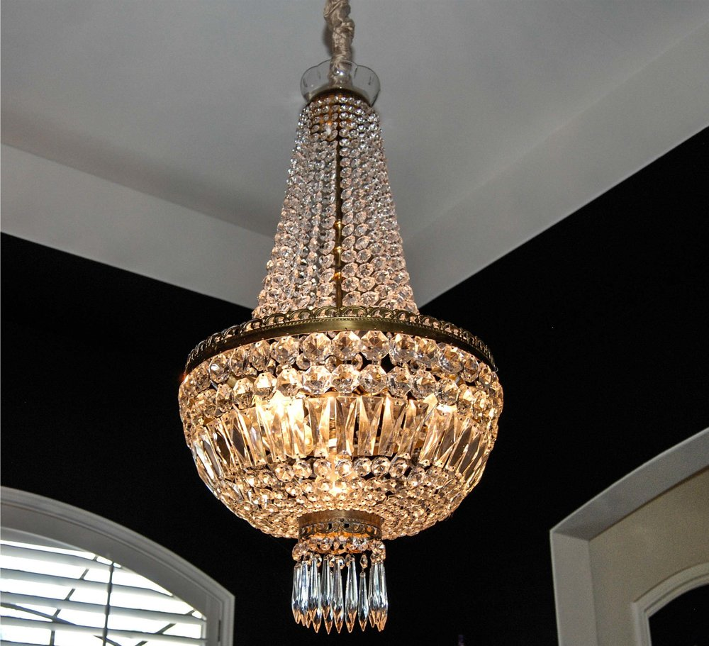 Chandelier - Abode Interior Design