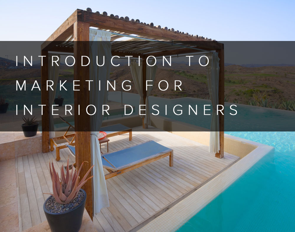 "Click here to sign up for  ""Introduction To Marketing For Interior Designers"""