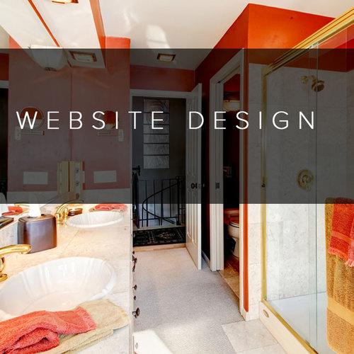 Website Design Interior Marketing School