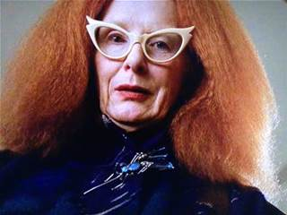 I'm obsessed with the glasses that Myrtle from American Horror Story wears. She is quirky, creepy, and totally fabulous! An optician's dream!!    SELECT   to learn more about Alison Rolli (Wisconsin).   VIEW   Alison's entire blog.