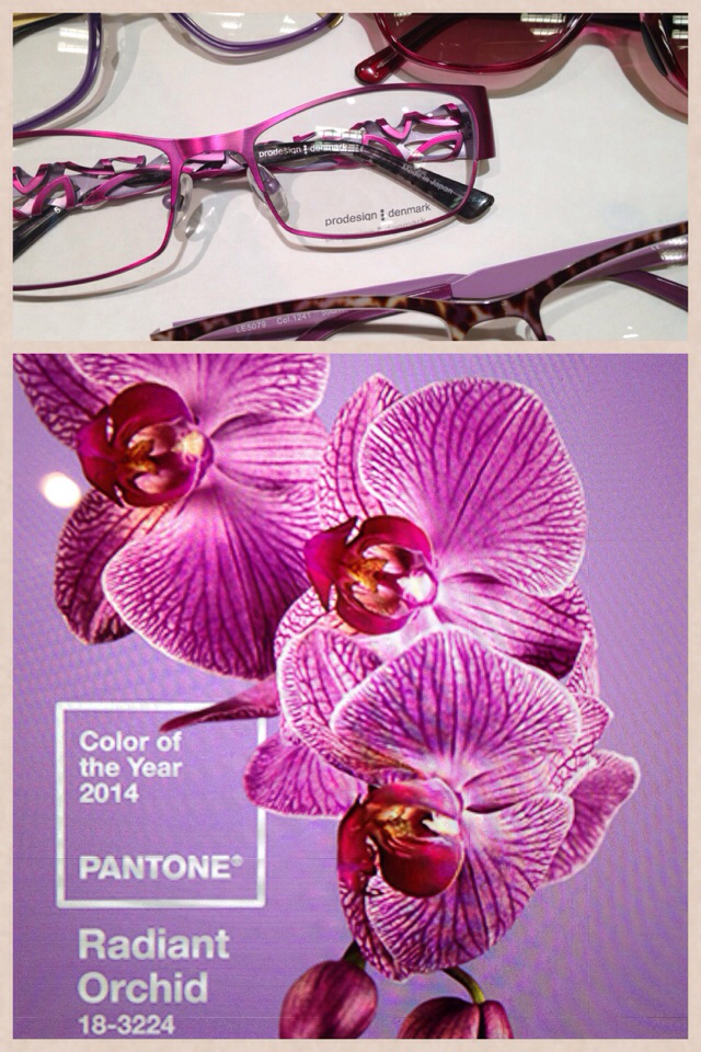 Following fashion trends can be hard to keep up with, for sure. Every year Pantone LLC, the global authority on color for the design industries, announces the color of the year. Did you know that the color for 2014 is Radiant Orchid?    SELECT   to learn more about Holly Forstad (Minnesota).   VIEW   Holly's entire blog.