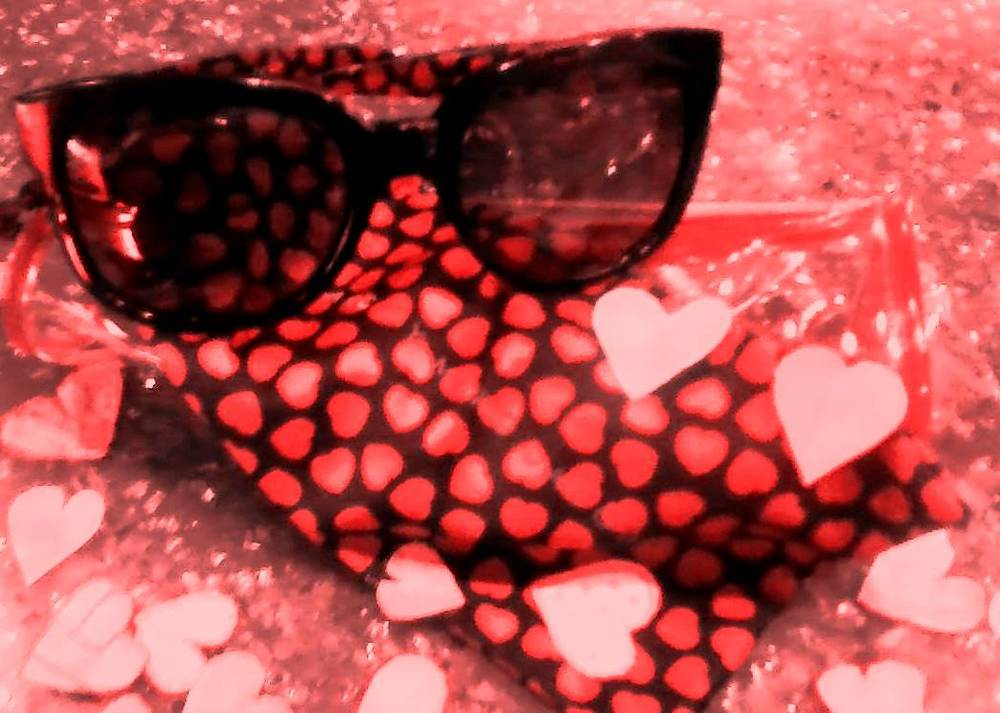 February is the month that nobody wants to leave the house to brave the ice, snow, and cold. So, we're providing an incentive here at Blink Eyewear to get our customers in the door. We will be giving away a pair of Marc by Marc Jacobs sunglasses with red hearts on the temples to some lucky customer who comes in and registers for this adorable door prize! We're holding the drawing before February 14th as a way to share some Valentine's Day love! SELECT to learn more about Kelley Dockter (North Dakota). VIEW Kelley's entire blog.