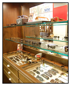Our frame selection mostly consists of exclusive frames lines so we display them in drawers instead of frame boards. This give a clean, non cluttered feel to the office and doesn't overwhelm patients when they come to look. We also don't put prices on our frames. This  help in us guiding patients to find what they really want and not based on price...plus, its great for inventory control. We make sure our office is spotless and demo lenses are always free of smudges. First impressions are everything when there are so many options out there!    SELECT   to learn more about Pam Weddle (Indiana).   VIEW   Pam's entire blog.