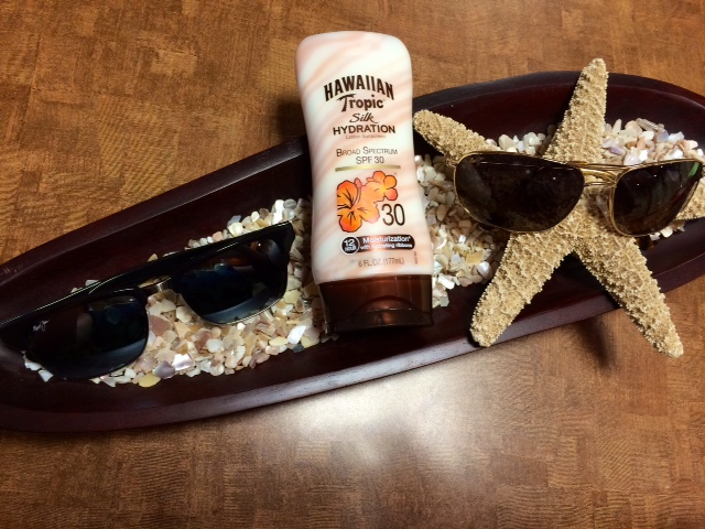 One of our opticians, Tara, put on some sun tan lotion and sold a pair of Maui Jim's. Smell Sells.    SELECT   to learn more about Tim Slapnicher (Minnesota).   VIEW   Tim's entire blog.
