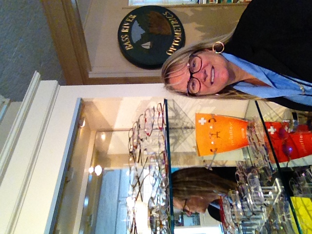 During my vacation to Cape Cod, I stopped in to visit some cool opticals. I would like to give a shout-out to Paige at Bass River Optical in Orleans, MA. I love their frame selection and fun vibe! Do you visit other opticals on vacation?