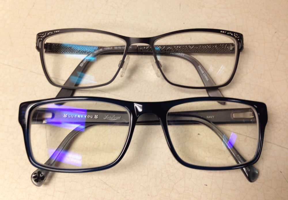 New Blue Light Lens Coating Dailyoptician