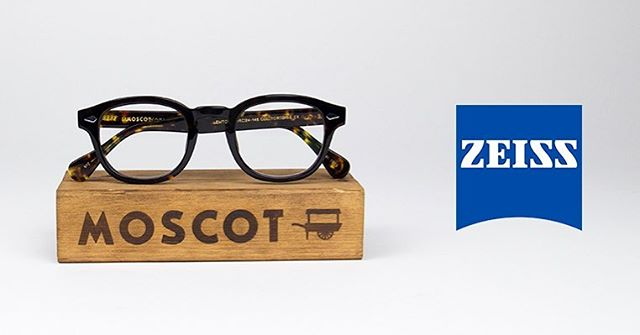 For longevity in the vision industry, ZEISS has few equals. After all, we've been around as a company since 1864. But an equally venerable name in eyeglasses has now partnered with us to improve sight, and we couldn't be happier. MOSCOT, the renowned frame maker and optical shop, now offers eyeglasses with ZEISS lenses. 🎉👓 Read more about this partnership on DailyOptician.com - link in bio  @zeissvision @moscotnyc  #ZEISS #MOSCOT #eyewear #lenses #frames #fashion #eyeglasses #DailyOptician