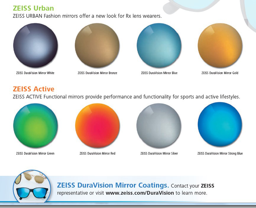 bb9f89c445 Take sunglasses to the next level with ZEISS Mirrors. Now available from  ZEISS – mirrored prescription lenses ...