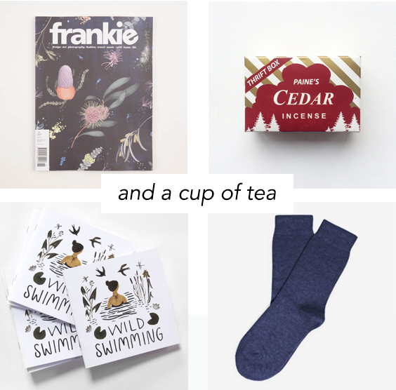 Magazine                  |              Incense               |                       Zine                |                    Socks