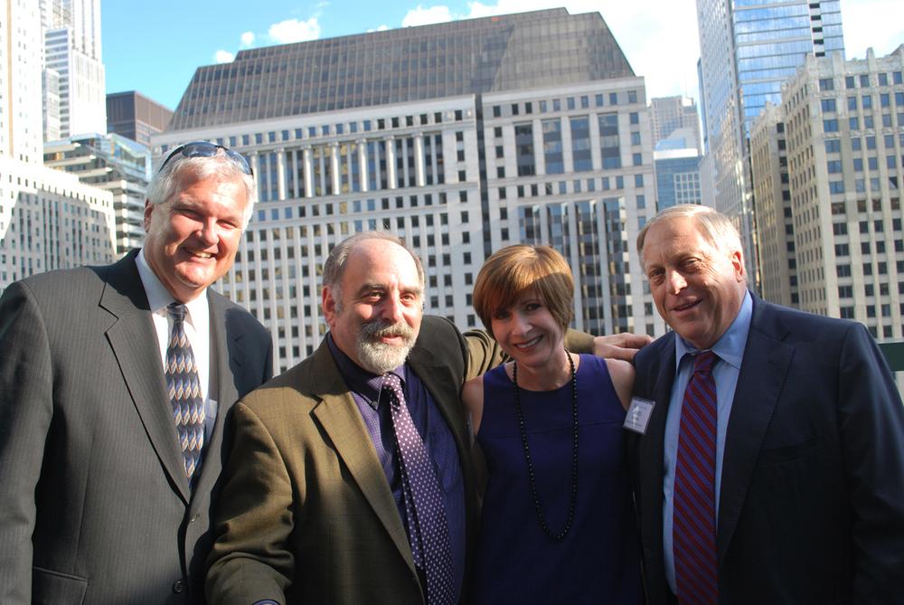 Tony Lee, Fred Kroll, Barb Krause, Jim McShane.jpg
