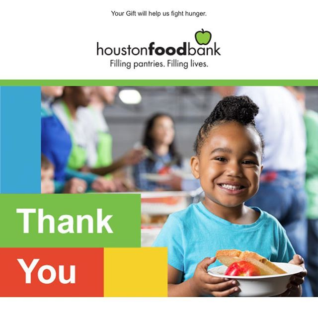 Please help out those in need. Link to the Houston food bank in our bio #houstonfoodbank