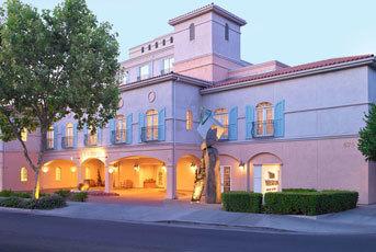 The Westin Palo Alto   675 El Camino Real,Palo Alto, CA,94301, US   Phone (650) 321-4422 • Fax (650) 321-5522