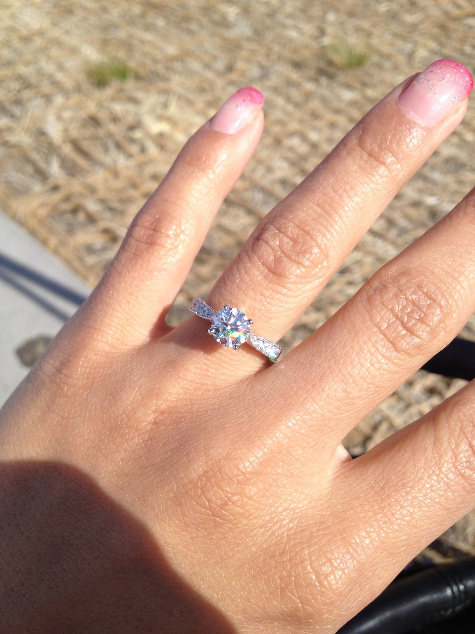My beautiful ring!
