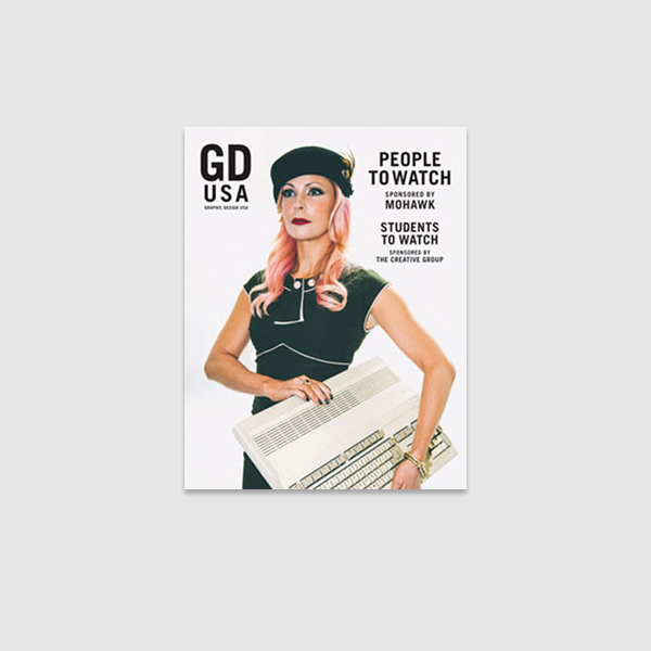 Featured in  GD USA  2015 ' People to Watch ' issue